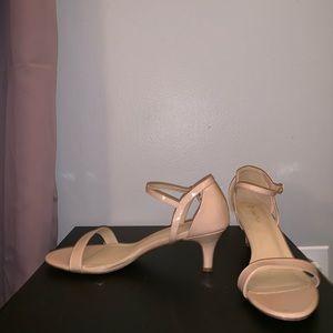 Nude Short Heels
